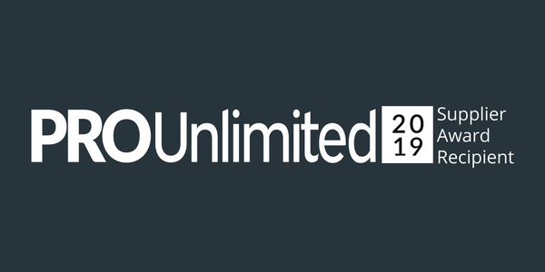 Image for Aquent are proud to have won the Platinum Award for service from PRO Unlimited