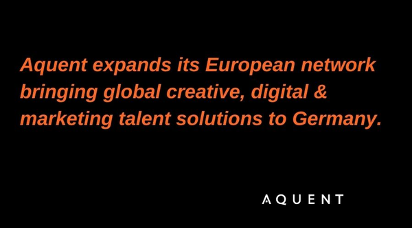 Image for Aquent expands services to Germany